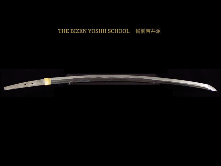 THE BIZEN YOSHII SCHOOL  備前吉井派