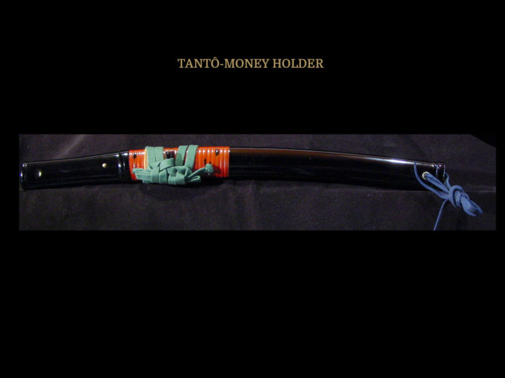TANTÔ FOR THE YOSHIWARA