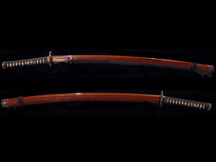 NIHONTÔ, THE JAPANESE SWORD, A SHORT HISTORY.